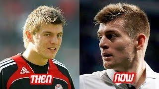 Toni Kroos Transformation Then And Now (Hairstyle & Body & Tattoos) | 2017 NEW