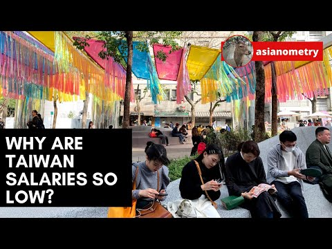 Why Are Taiwan Salaries So Low?