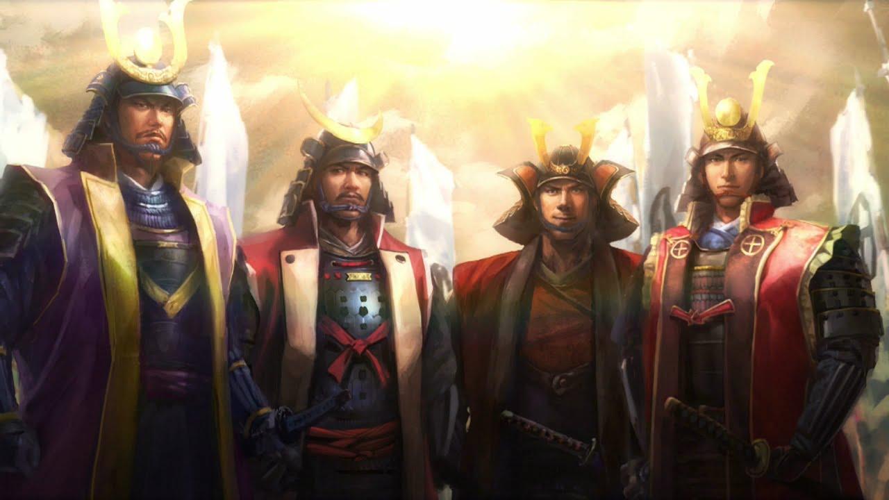 NOBUNAGA's Ambition ~Sphere of Influence~ Shimazu clan Cutscenes ...