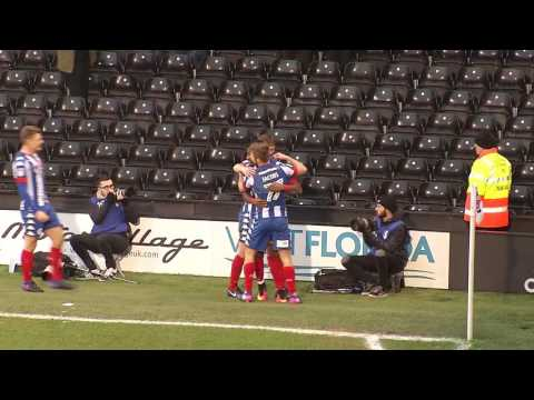 HIGHLIGHTS: FULHAM 3 WIGAN ATHLETIC 2 - 11/02/2017