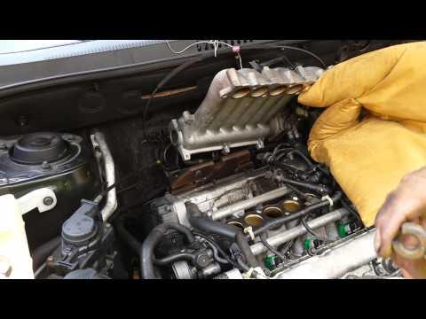 2006 Hyundai Sonata GLS V6 DIY NGK spark plug and PCV r