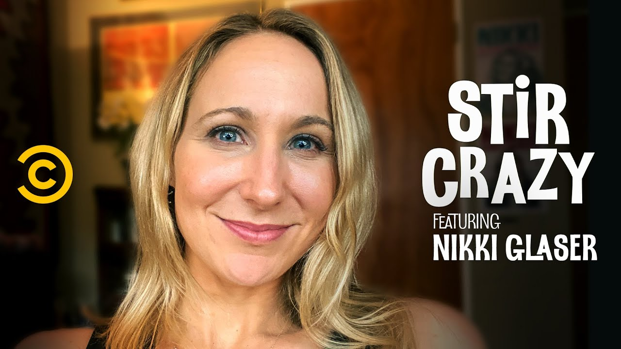 The One Person Nikki Glaser Was Scared to Roast - Stir Crazy w/ Josh Horowitz