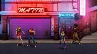 Double Dragon Neon PC Gameplay   1080p HD