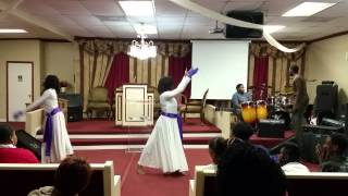 Are You Listening Kirk Franklin Praise Dance- Grace Tabernacle Church