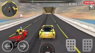 Amplifier song YouTube ।। #Car vs bike Racing