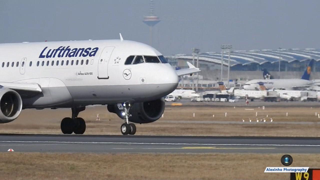 Frankfurt Abflug Lufthansa