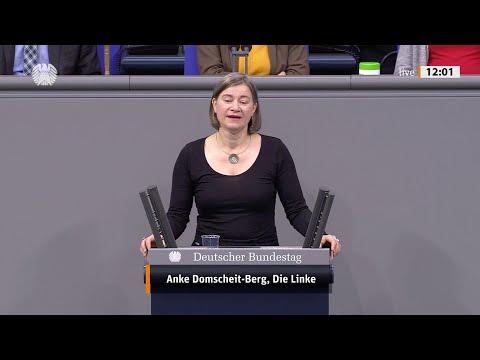 Anke Domscheit-Berg, DIE LINKE: Digitalisierung: zu spät, zu wenig und nicht sozial gerecht
