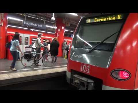 Münchner Hauptbahnhof XXL - Züge, U-Bahn, S-Bahn, Bus und Tram (Spezial)