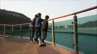 [TK KOREA] KROCHA, ELECTRONIC SHUFFLE, MELBOURNE SHUFFLE, JEON-JU AJUNG RESERVOIR