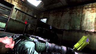 Resident Evil 6- Playstation 3 Game Play