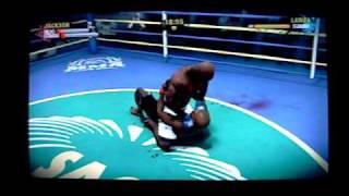 ea mma king mo vs rampage jackson