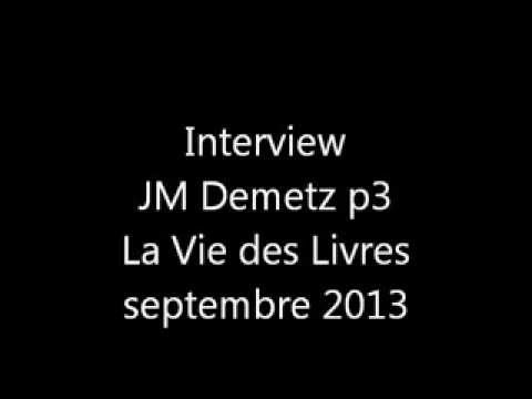 Vidéo de Jean-Marc Demetz