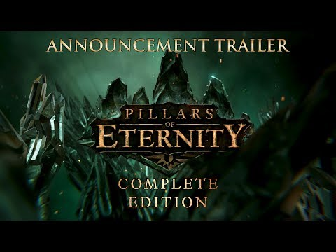 Pillars of Eternity - Complete Edition: Console Announcement Trailer