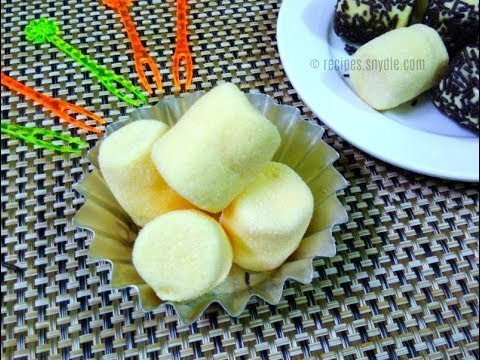 how to make no cook pastillas