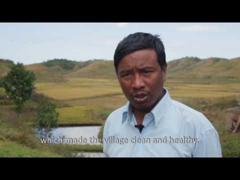 Swachh Bharat Mission, West Khasi Hills District, Meghalaya, India