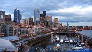 THE EMERALD CITY IN HD- SEATTLE - TIMEFRAMES VIDEO