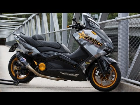 yamaha t max 530 tuning youtube. Black Bedroom Furniture Sets. Home Design Ideas