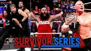 Survivor Series 2017 Full Show Highlights    WWE Survivor Series Highlights