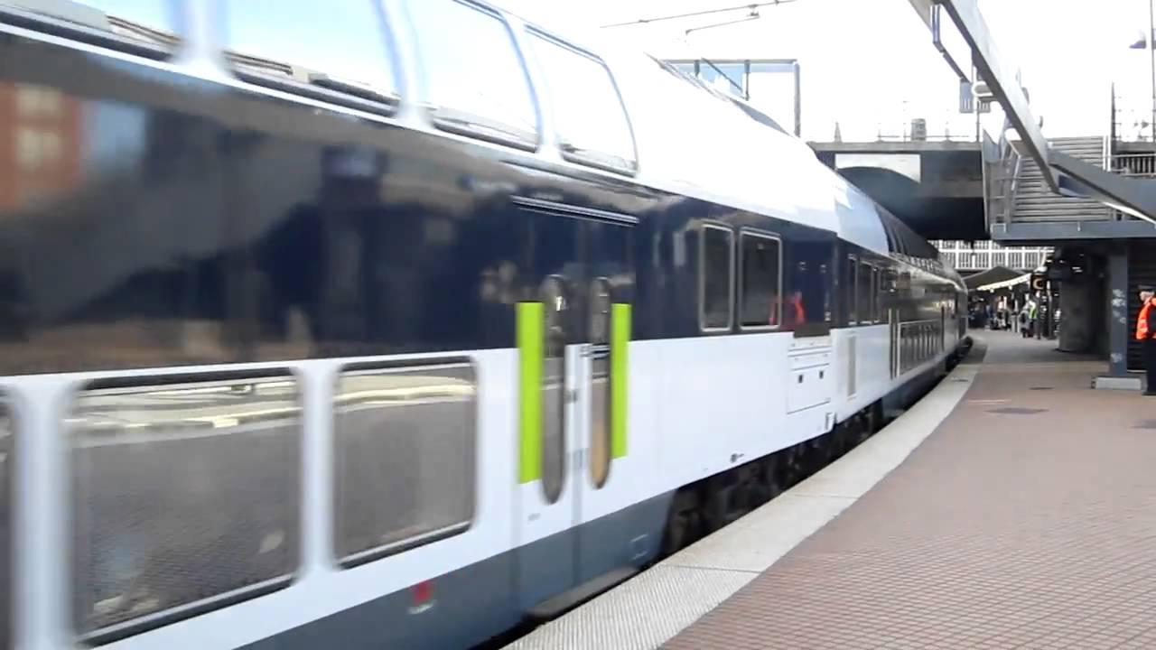 togplan kalundborg københavn