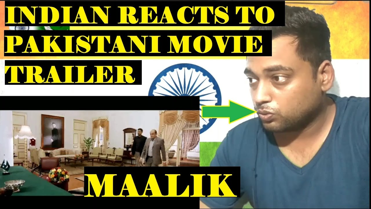 Indian Reacts To Maalik | Pakistani Movie [Hindi/Urdu] [English Sub]