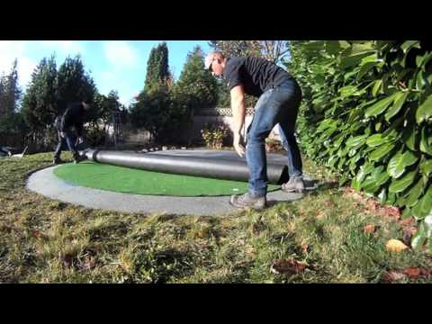 How To Install Your Bella Turf Putting Green Kit