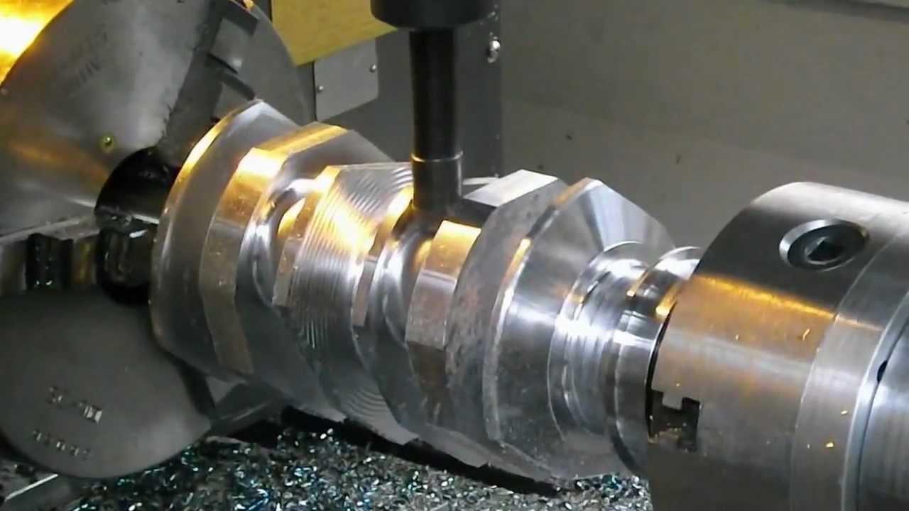 CNC turning - Precision maching - Screw Machine Parts ...