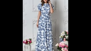 Вечернее платье Лафайетт Гибискус TM PAULINE