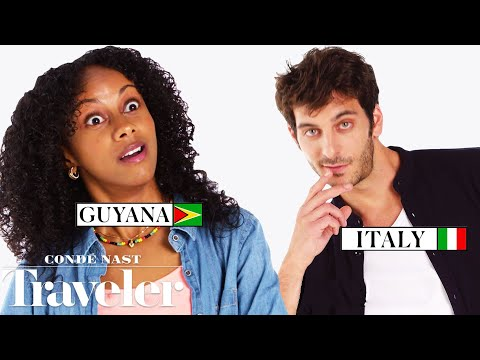 70 People Reveal How to Tell If Someone Is From Their Country | Cond Nast Traveler