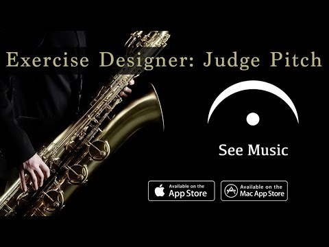 Best Sight-Reading App: See Music Pro. Part 3: Judge Pitch