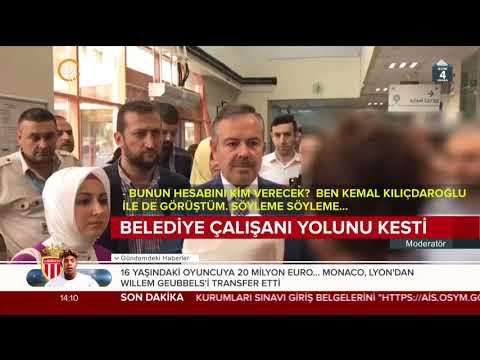 CHP'li belediye aylardır maaş ödemiyor, işçiler isyanda