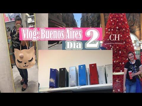 Vlog: Segundo dia em Buenos Aires ( Compras na Rua Florida)