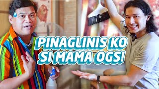 GINAWA KONG STAFF FOR A DAY SI OGIE DIAZ + Q&A | Enchong Dee