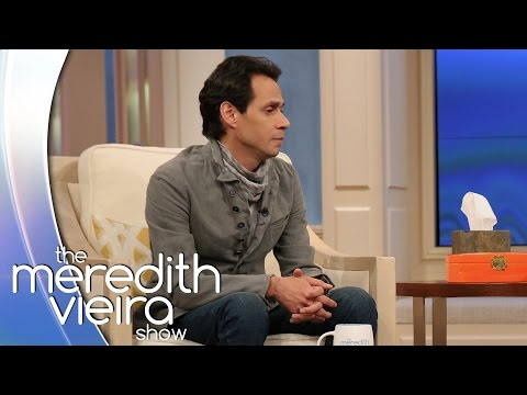 Marc Anthony On Jennifer Lopez | The Meredith Vieira Show