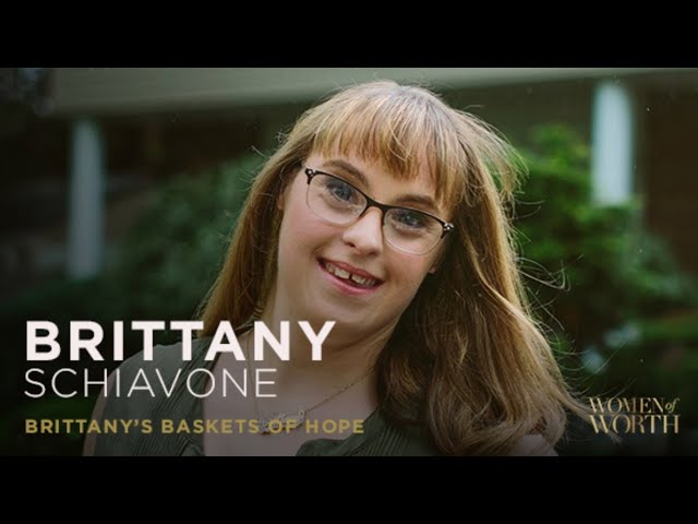 Meet 2019 L'Oreal Paris Woman of Worth Brittany Schiavone