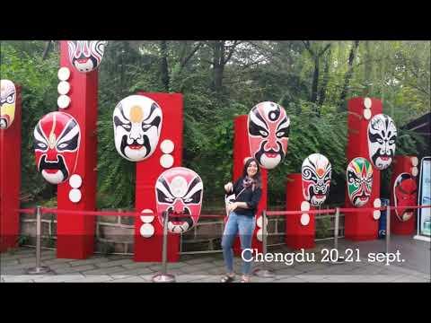 Gira por China  de Andrea González – Vídeo resumen