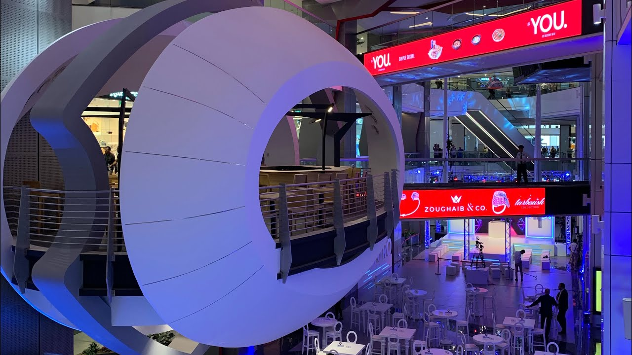 d6629b07bbcb A First Look Inside Lebanon's Latest Shopping Centre: Centro Mall Beirut –  Shopping time