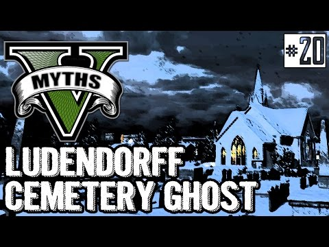 GTA 5 | Myths & Legends | Myth #20 | North Yankton Cemetery Ghost
