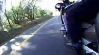 BMW R1200RT - Napa County Bike Ride