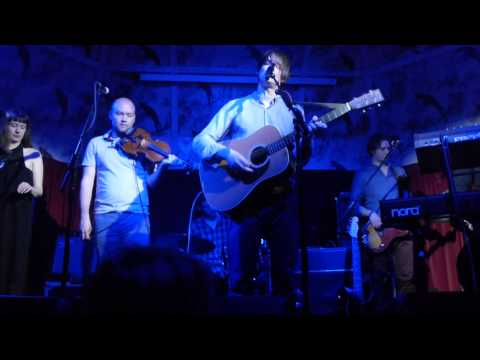 The Leisure Society - The Fine Art of Hanging On- Live at Deaf Institute, Manchester 20.4.15