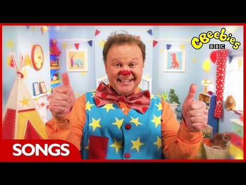 CBeebies | Something Special | Mr Tumble's Shine Song