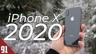 iPhone X in 2020 - worth buying? (Review)
