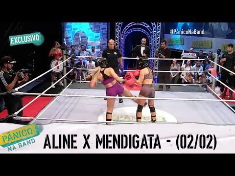 PANICATS: ALINE MINEIRO X MENDIGATA (02/02) thumbnail