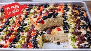Kahvaltılık Çok Kolay Yumuşacık Börekler Nasıl Yapılır? Sünger gibi Börek Tarifi (Kahvaltı Böreği)