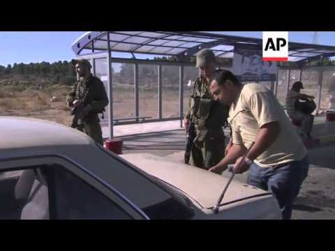 Heavy military presence where bodies of three teens found, settlers comment