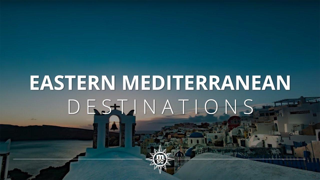 Mediterranean Cruises - Mediterranean Cruise Holidays | MSC