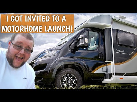 Bailey 2020 Autograph Motorhome Launch Event