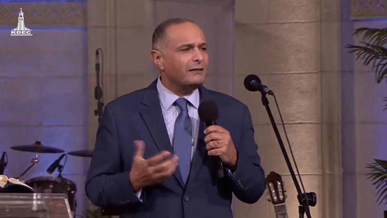 شفاعة الروح القدس - د. ماهر صموئيل - كنيسة قصر الدوبارة - 18 أكتوبر 2020