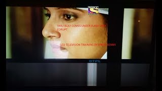 HOW TO REPAIR NO PICTURE PROBLEM IN SAMSUNG LCD TV WITH V59 BOARD AND PANEL TESTER