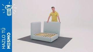 Cómo montar el sofá cama VALLENTUNA - IKEA