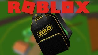 Comment obtenir le sac à dos de marque Solo dans Roblox Battle Arena 2018 (Elemental Battlegrounds)